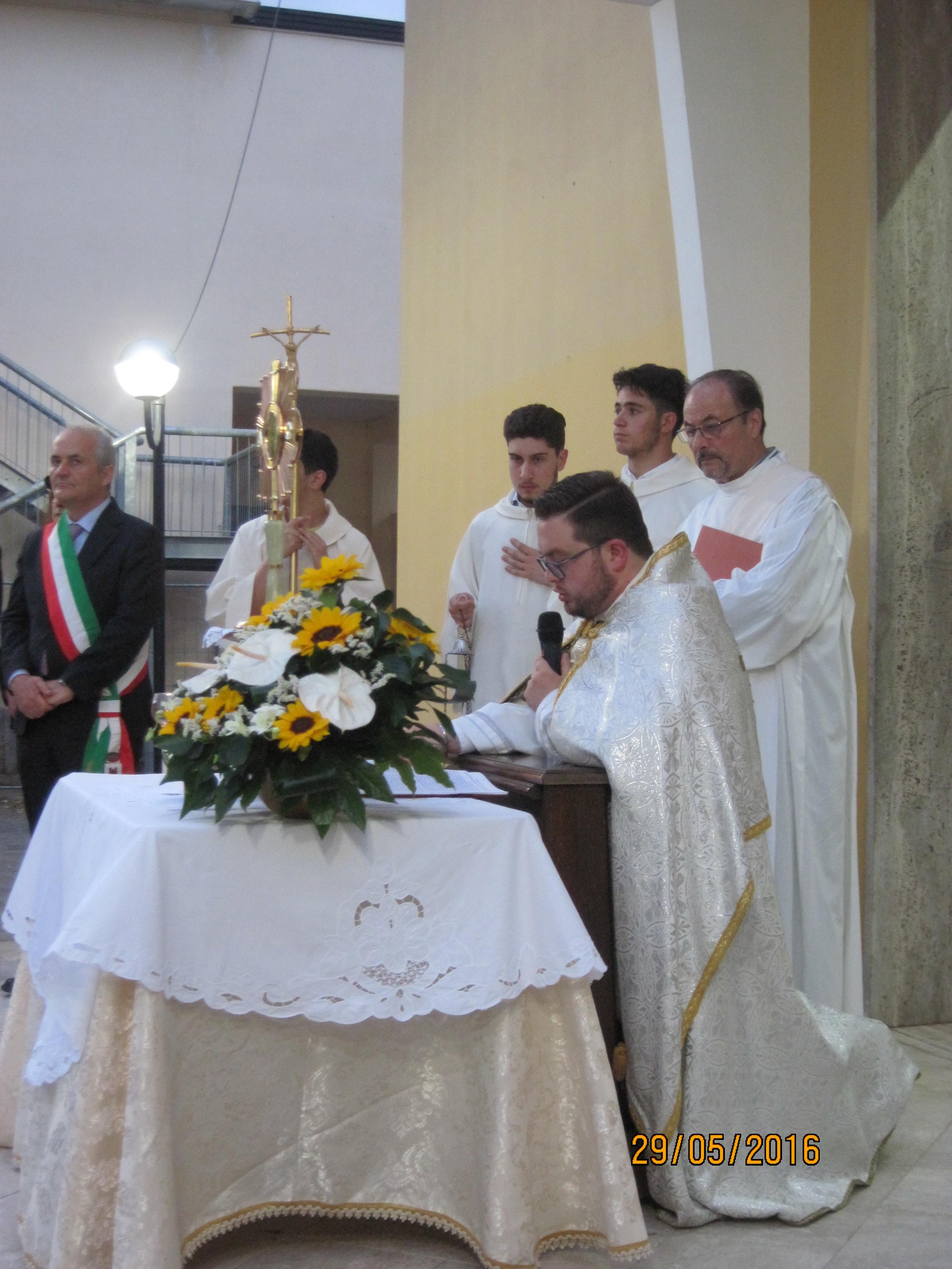 Corpus Domini 2016