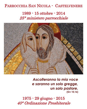 40° Ordinazione Presbiterale