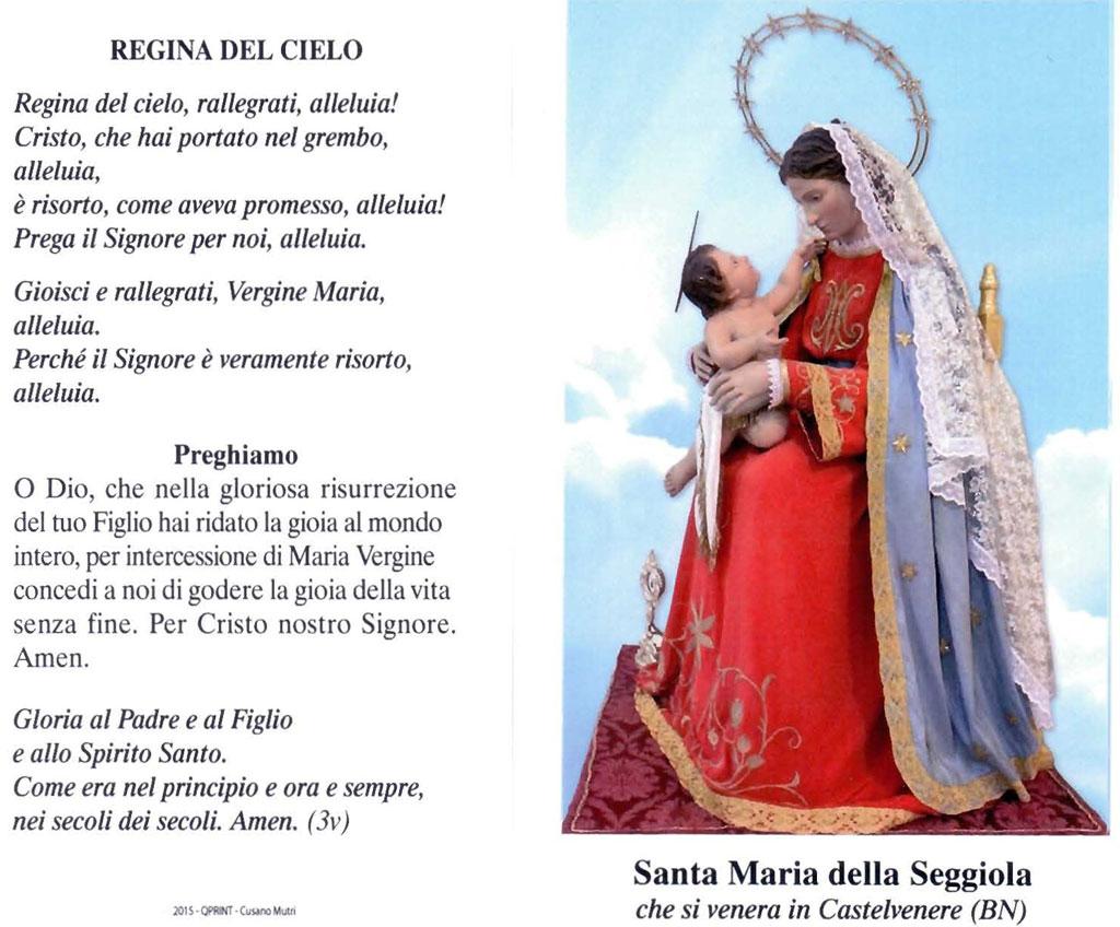Santa Maria della Seggiola