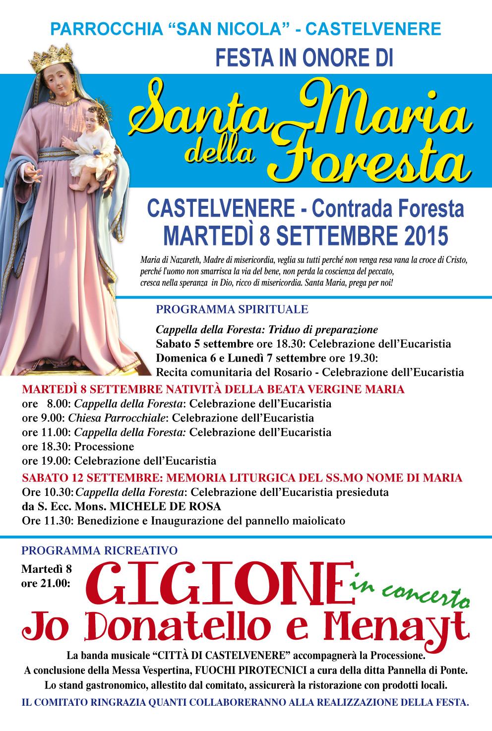 Santa Maria della Foresta