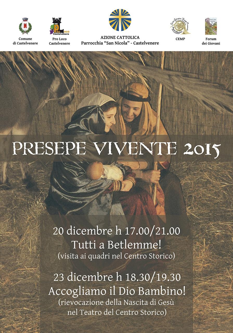 Presepe Vivente 2015