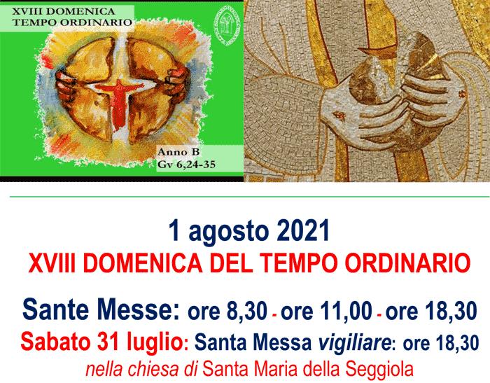 XVIII-Domenica-del-Tempo-Ordinario2021