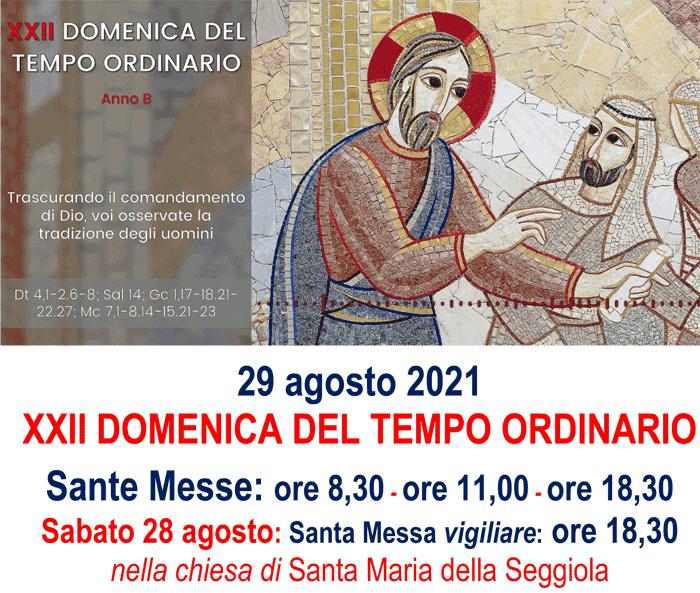 XXII-Domenica-del-Tempo-Ordinario,-anno-B-2021