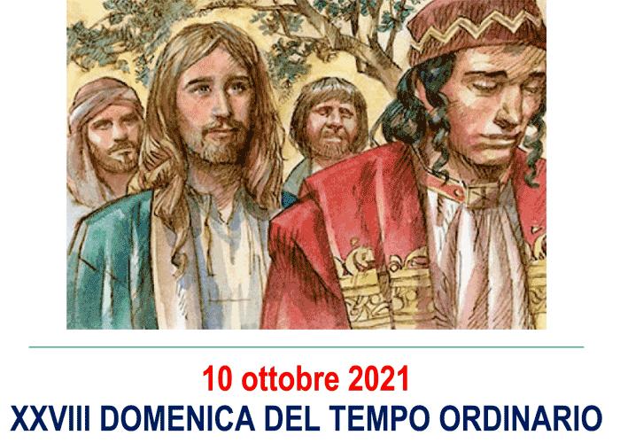 XXVIII-Domenica-del-Tempo-Ordinario-2021